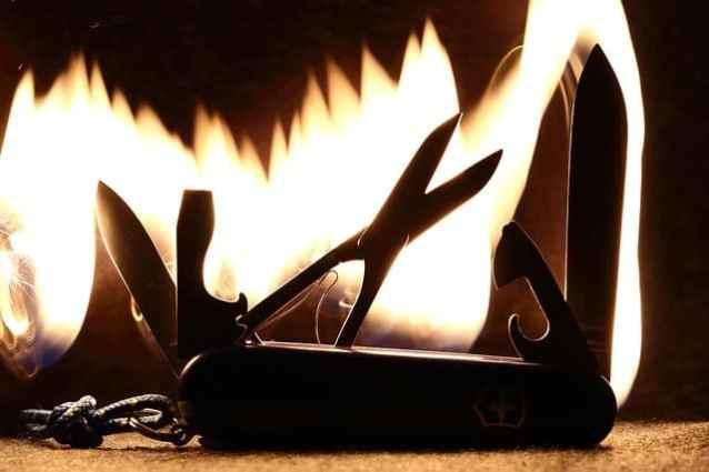 Knife Sharp A Pocket Knife  - jankosmowski / Pixabay