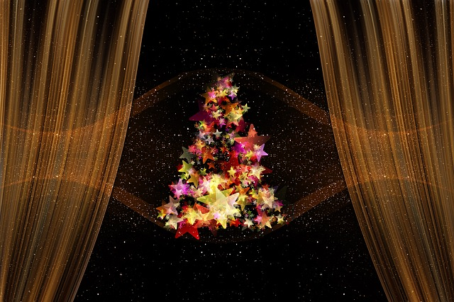 Un sapin de Noel