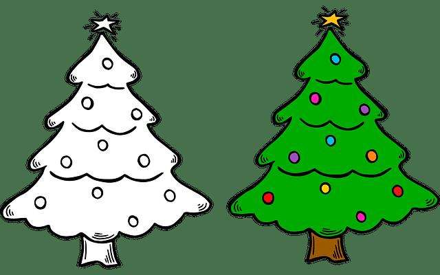 Sapin de Noel naturel ou artificiel?