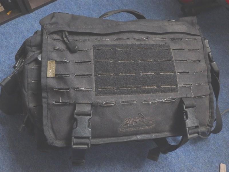 Face avant Messenger bag