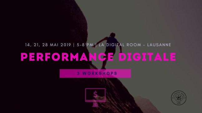 web performance googla analytics tracking google ads adwords workshop à La Digital Room