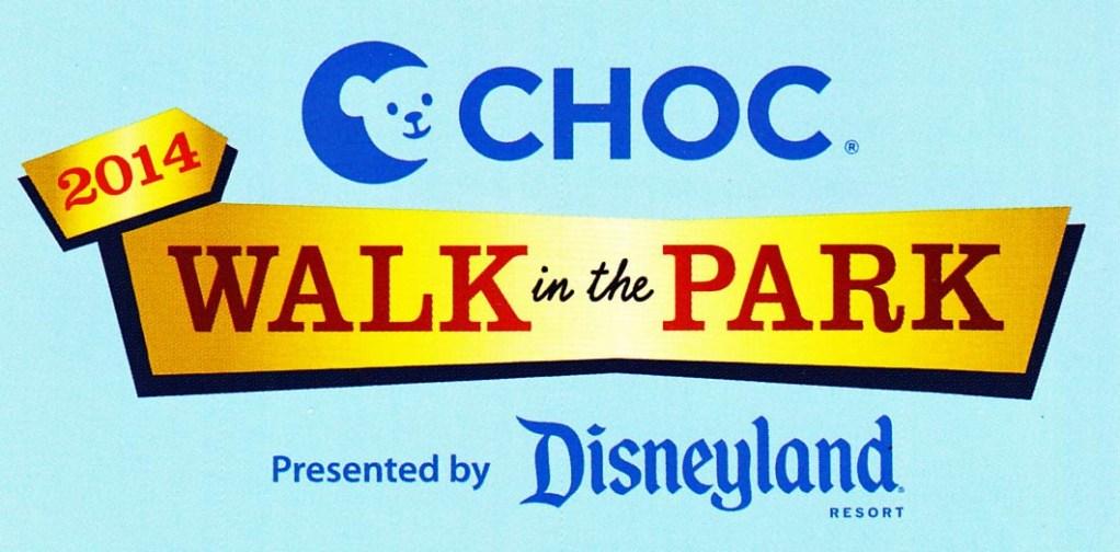 2014 CHOC Walk in the Park