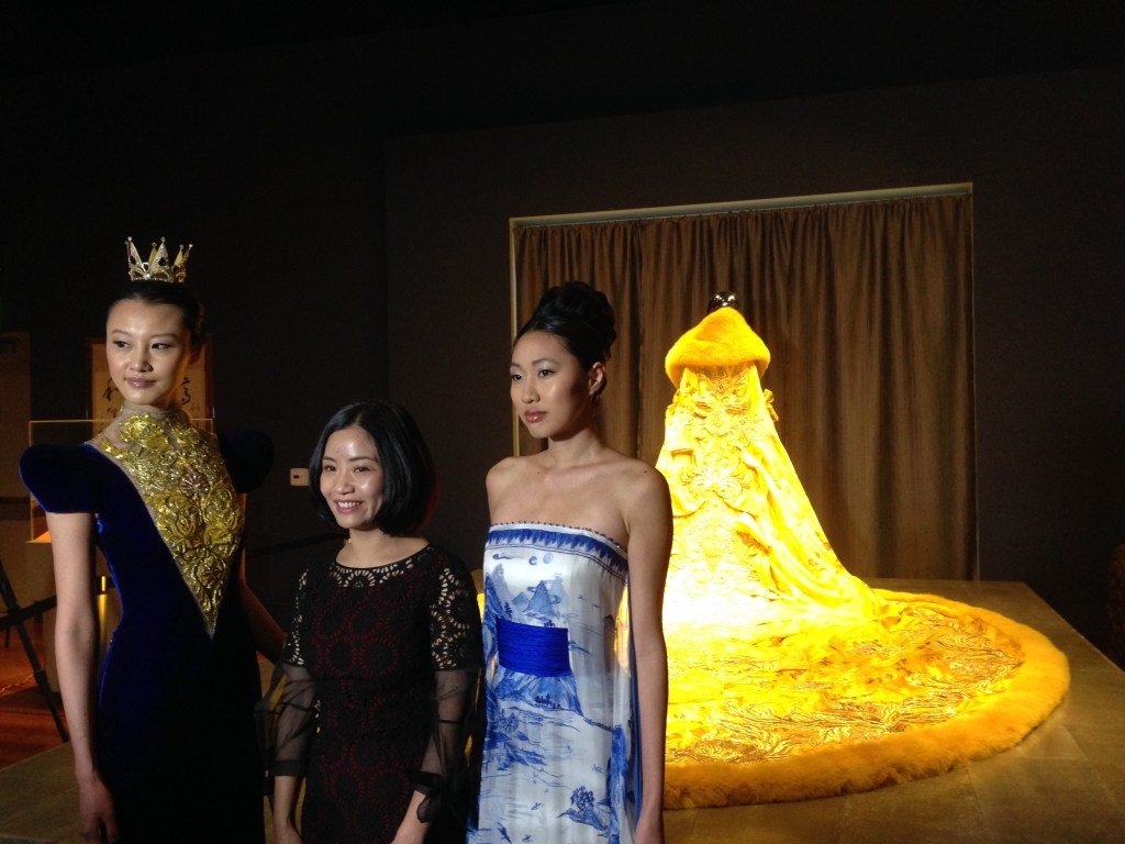 Guo Pei Gowns at Bower's Museum