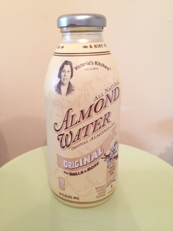 almond water - Victorias Kitchen Almond Water