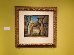 Visiting the Pasadena Museum of California Art