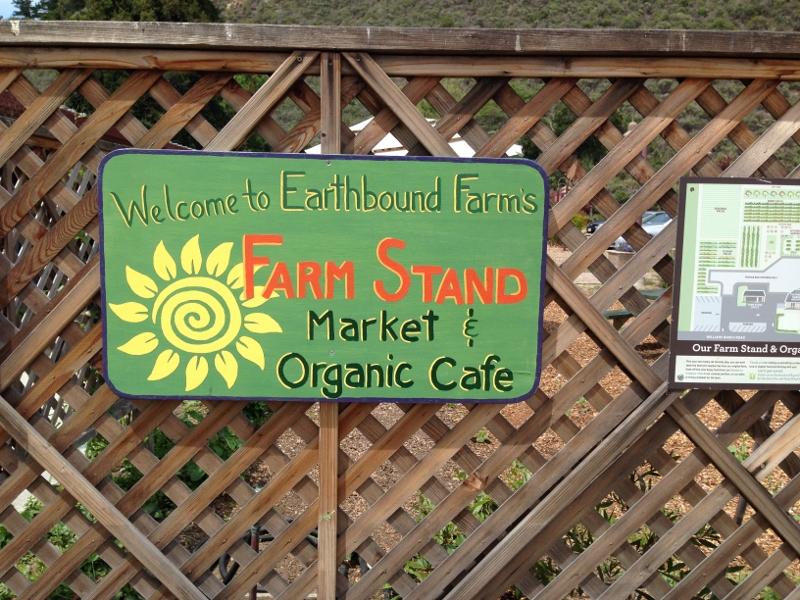 Earthbound Farm Farm Stand