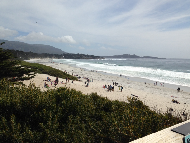 Staying at Hofsas House in Carmel-by-the-Sea