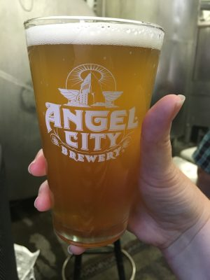 Avocado Ale Arrives at Angel City Brewery