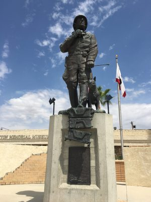 Visiting Chiriaco Summit and the General Patton Memorial Museum