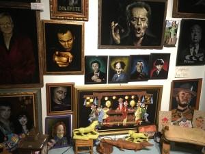 Visiting Velveteria – The Museum of Velvet Paintings