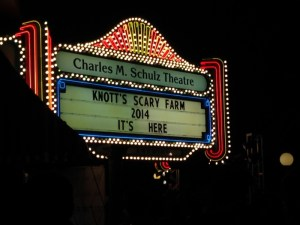 Knott's Scary Farm 2014 is Coming!