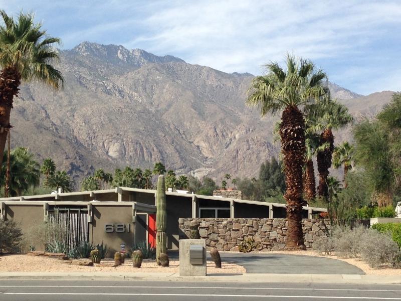 Celebrating Modernism Week in Palm Springs