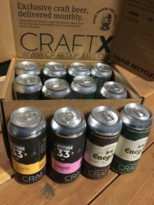 CraftX Beer Subscription Launches in Los Angeles