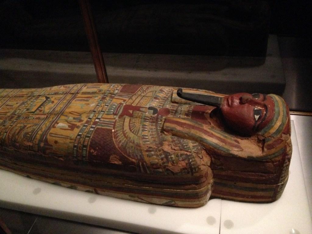 Mummies Natural History Museum