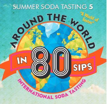 Summer Soda Tasting at Galco's Soda Pop Stop
