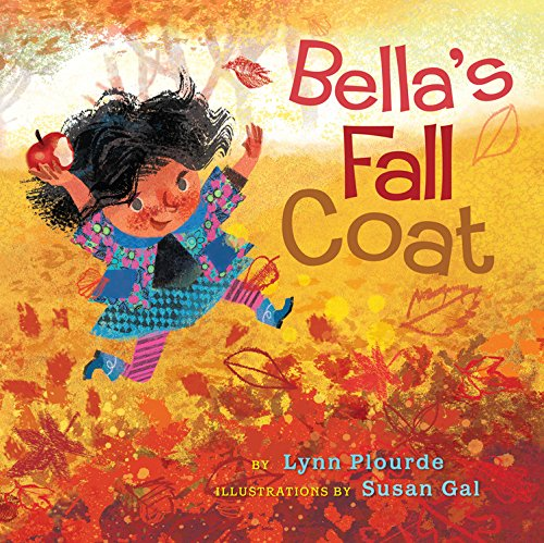 Celebrating Autumn With Bella's Fall Coat