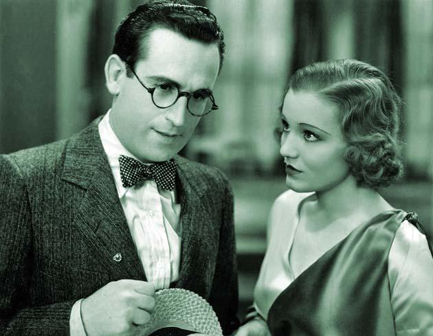 Spotlight on Harold Lloyd's Movie Crazy