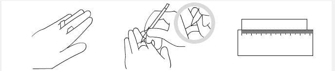 Comment mesurer sa taille de doigt