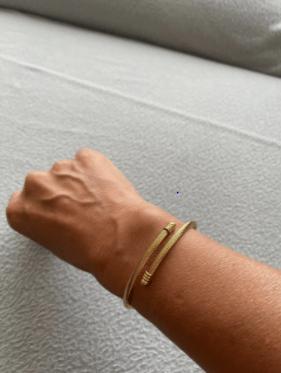 bracelet acier inoxydable coeur lettre