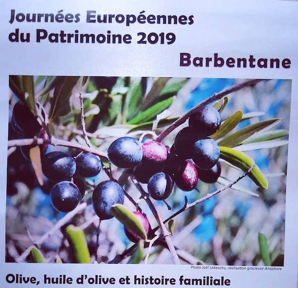 journées européennes du patrimoine, barbentane, bouches-du-rhône, généalogiste professionel