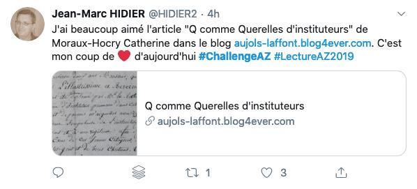 généathème, challengeaz, blog de généalogie, généalogiste professionnel