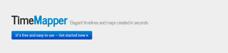 cartographier sa généalogie, carte, comment faire, TimeMapper