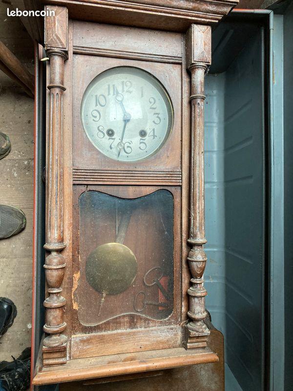 Horloge sans boîte