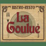 Logo Bistro LA GOULUE