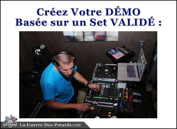 set dj demo