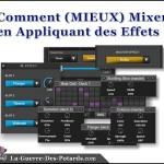 mixer effets