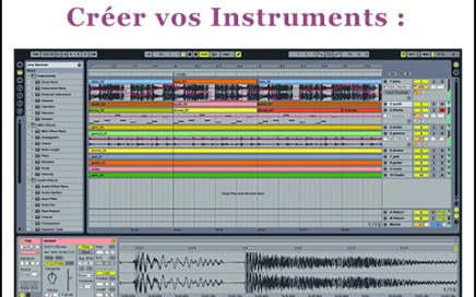 production musicale instrument