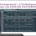 arrangement pattern
