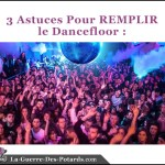 comment mixer dancefloor