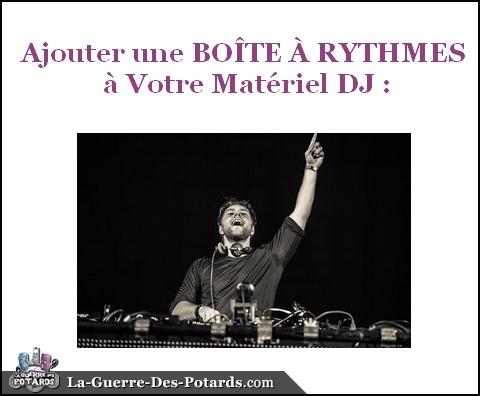 materiel-dj-ajouter-une-boite-a-rythmes