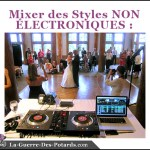 comment mixer mariage