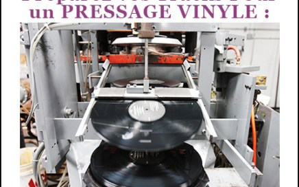 production musicale vinyle