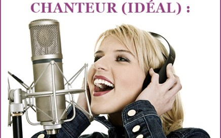 production musicale chanteur