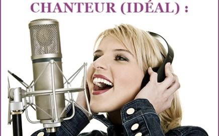 production musicale chanteur