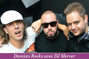 damian rocks devenir dj