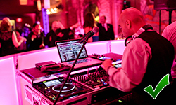 DJ generaliste mariage evenement