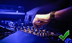 DJ semi pro
