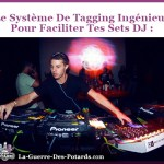 tagging set dj