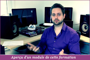formation djing production musicale