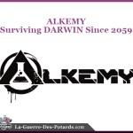 ALKEMY - Surviving DARWIN Since 2059