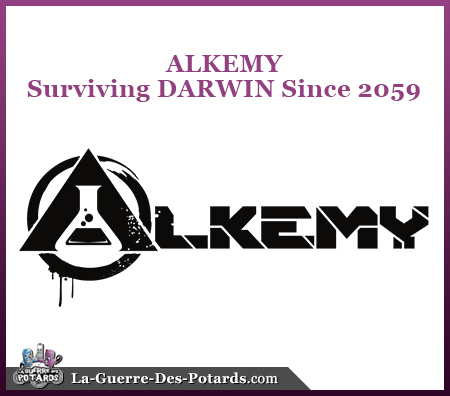 ALKEMY - Surviving DARWIN Since 2059