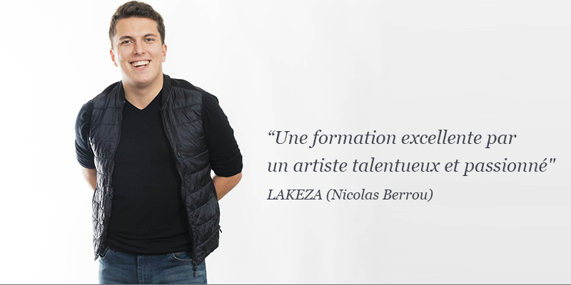 formation production musicale LAKEZA