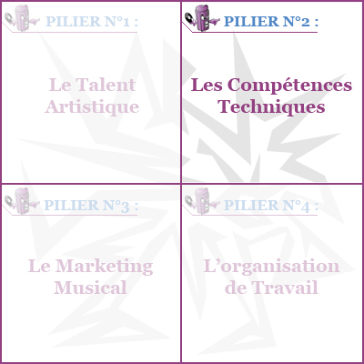 formation production musicale competence technique