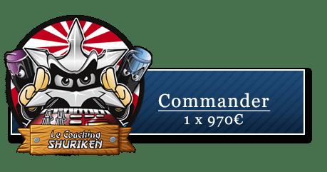Commander le Coaching SHURIKEN