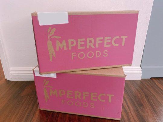 安く手軽にオーガニックの野菜をImperfect Foods(オーガニック野菜配達)