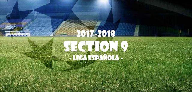 第9節 リーガ・エスパニョーラ(Liga Española)